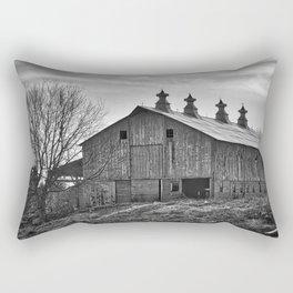 Big Barn Rectangular Pillow