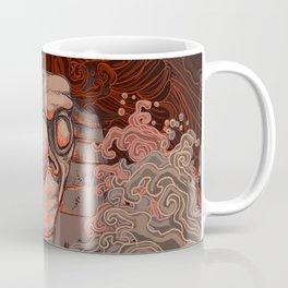 Horus in the Water Coffee Mug