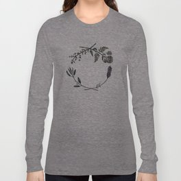 Yarrow, Sage, Lavender, Thyme Long Sleeve T-shirt