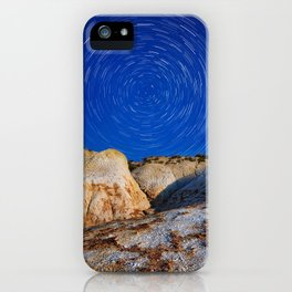 Up To the Milky Way iPhone Case