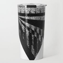 Discardable Triangle Travel Mug