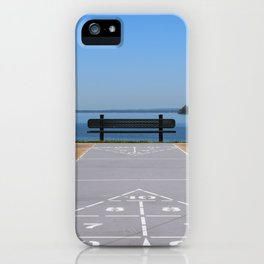 Symmetry of The Chesapeake Bay iPhone Case