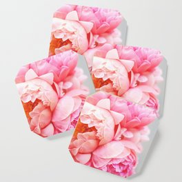 Peonies Forever Coaster