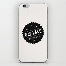 BAY LAKE iPhone & iPod Skin