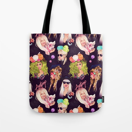 Creative Rebellion Tote Bag