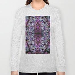 Purple Light Nugs Royal Stain Long Sleeve T-shirt