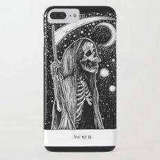 Death Tarot iPhone 7 Plus Slim Case