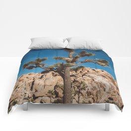 Joshua Tree National Park III Comforters