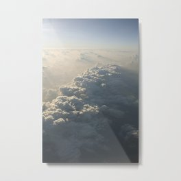 Above The Clouds No.2 Metal Print