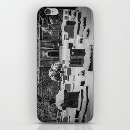 Mausoleum iPhone Skin