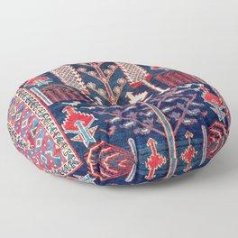 Khila Baku Southeast Caucasus Rug Print Floor Pillow