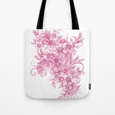 one from the heart Tote Bag