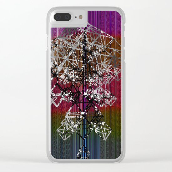 mobile Clear iPhone Case