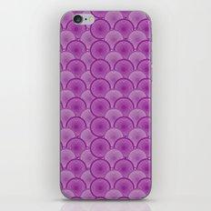 Circular Wave iPhone & iPod Skin