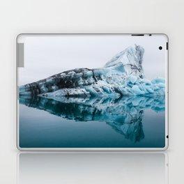 Jökulsárlón Glacier Lagoon Laptop & iPad Skin