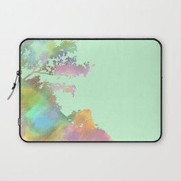 Up Over the Mountain Laptop Sleeve