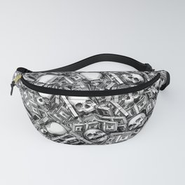 Root Of All Evil Fanny Pack