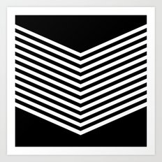 Stripes Vol.2 Art Print