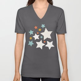 All About the Stars - Style H Unisex V-Neck