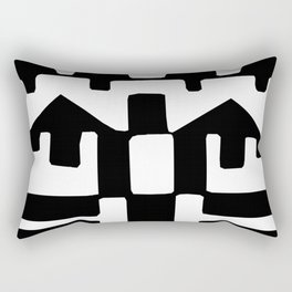 of the Americas Rectangular Pillow