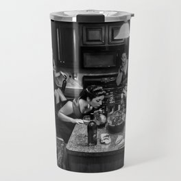 Reflections in Wine - Self Tableau Travel Mug