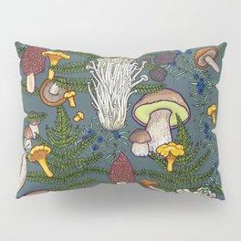 mushroom forest Pillow Sham