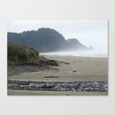 Stormy Coast III Canvas Print