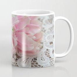 Ruffed Petals Coffee Mug