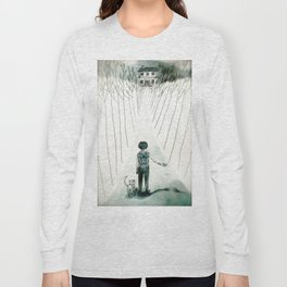 so lonely and so lost... Long Sleeve T-shirt