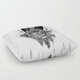 Space Wolf Floor Pillow