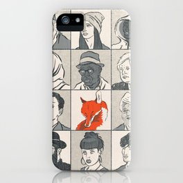 Londoners iPhone Case