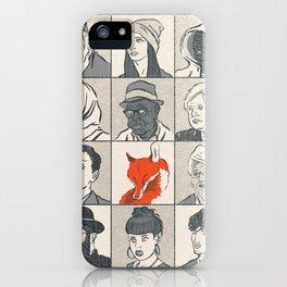 Londoners iPhone Case
