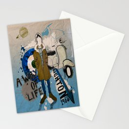 We are the Mods Stationery Cards