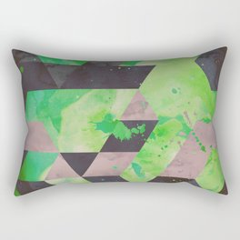 toxic hips Rectangular Pillow