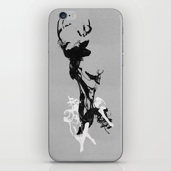 Last time I was a Deer iPhone & iPod Skin