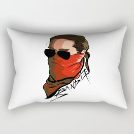 Bandit Rectangular Pillow
