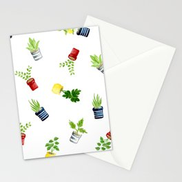 Green Thumb Stationery Cards