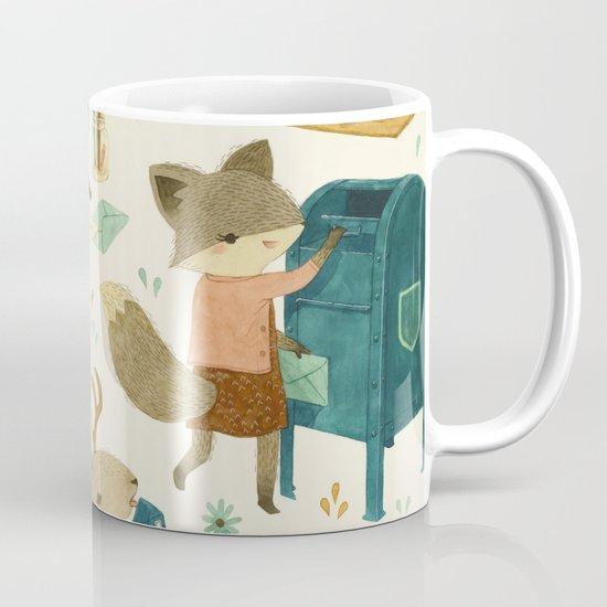 Critter Post Mug