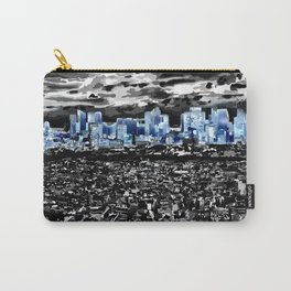 Paris - Blick vom Eiffelturm 2 Carry-All Pouch