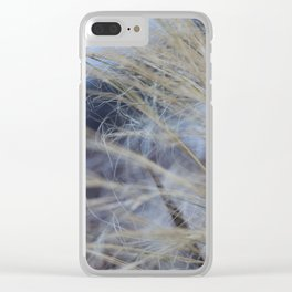 Nature in the French Alps 2 Clear iPhone Case