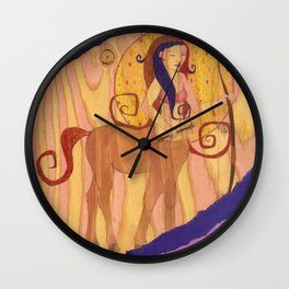 Sagittarius, the Archer Wall Clock