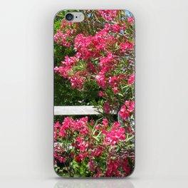 Sonoma Flowers iPhone Skin