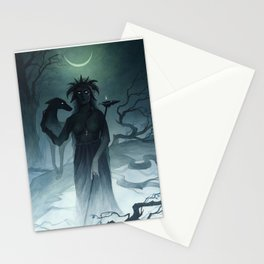 Hecate ~ A Compendium of Witches Stationery Cards