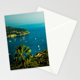 Côte d'Azur Stationery Cards