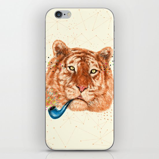 TIGER CRY I iPhone & iPod Skin