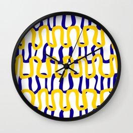 Snakez Wall Clock