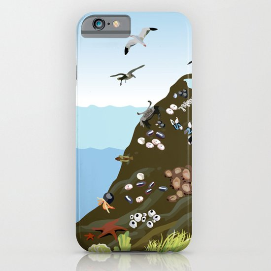 Southern California Tide Pool Explorer's Guide iPhone & iPod Case