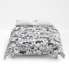 Aqua Dogs Comforters