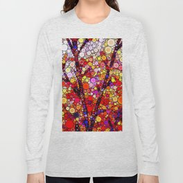Planting Cherry Trees Long Sleeve T-shirt