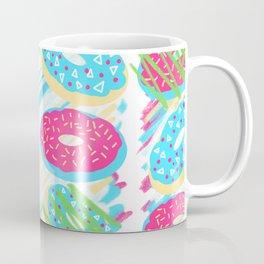24 Donut Graffiti Coffee Mug
